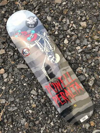 【POWELL PERALTA 】8.0X31.45 HANDPLANT SKELLY Skateboard Deck パウエル・ペラルタ スケートボード デッキ