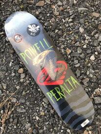 【POWELL PERALTA 】8.0X31.45 COBRA Skateboard Deck パウエル・ペラルタ スケートボード デッキ