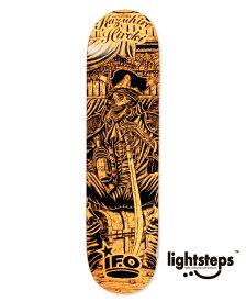 【IFO】7.75×31.25 VK SKULL Kazuhiro Hiroki Skateboard Deck VK DESIGN / VERDY / アイエフオー / スケートボードデッキ