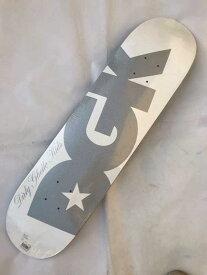 【DGK】SHIMMER WHITE 7.8×31.5 Skateboard Deck ディージーケー スケートボード デッキ