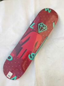【GIRL】Diamond Supply Co. Wilson 7.875×31.25 Skateboard Deck ガール スケートボード デッキ
