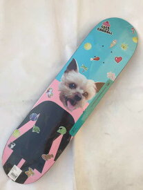 【GIRL】COCO MIKE CARROLL 7.625×31.12 Skateboard Deck ガール スケートボード デッキ