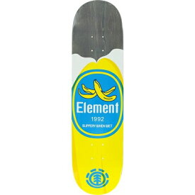 エレメント(ELEMENT) 7.875×31.625 YOU ARE WHAT YOU EAT SERIES YAWYE BANANA Featherlight スケートボード デッキ DECK