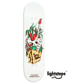 IFO SKATEBOARD × VK DESIGN - PAPER BAG TAKASHI YAMAGUCHI 7.875x31.25  VERDY ( GIRLS DONT CRY WASTED YOUTH )