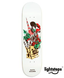 IFO SKATEBOARD × VK DESIGN - PAPER BAG KAITO SAGAWA 8.0x31.375  VERDY ( GIRLS DONT CRY WASTED YOUTH )