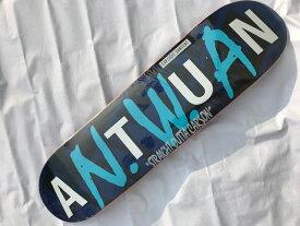 ( RAWDOGRAW ) EXPLICIT (Antwuan Dixon) BLUE 8.0×31.7  スケートボード デッキ DECK