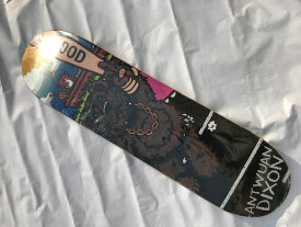 ( RAWDOGRAW ) STUFFED (Antwuan Dixon) スケートボード デッキ DECK