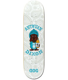 ( RAWDOGRAW ) WHITE SLOSHED PUPPY (Antwuan Dixon) 8.0×31.7  スケートボード デッキ  DECK