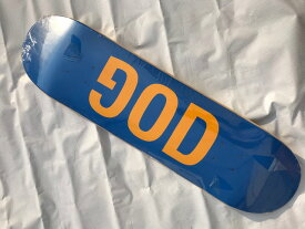 ( RAWDOGRAW ) DUB DOG 8.0×31.7  スケートボード デッキ  DECK