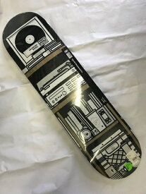 【GIRL】SUBPOP BRANDON BIEBEL 8.0×31.875 Skateboard Deck ガール スケートボード デッキ
