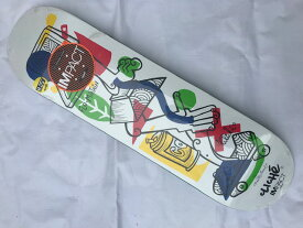 【CLICHE】FLO MIRTAIN NILS IMPACT LIGHT 8.25×31.8 Skateboard Deck クリシェ スケートボード デッキ