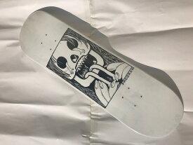 【PROGRAM 】8.5X31.7 WICKED CHAMBER WHITE DIP Skateboard Deck プロゴラム スケートボード デッキ