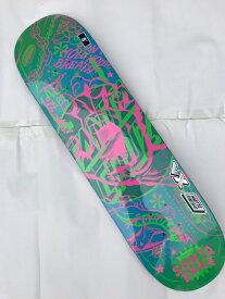 【SANTA CRUZ】FLASH HAND VX Deck  8.0×31.6 Skateboard サンタクルーズ スケートボード デッキ