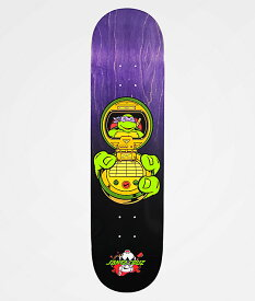 【SANTA CRUZ】TMNT Donatello 8.125×31.7 Skateboard サンタクルーズ ミュータント・タートルズ スケートボード デッキ