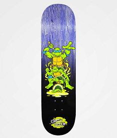 【SANTA CRUZ】TMNT Leonardo 8.375×32 Skateboard サンタクルーズ ミュータント・タートルズ スケートボード デッキ