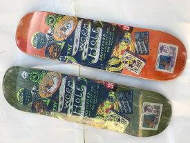 【Anti-Hero】CARDIEL PARK BOARDS ROUND2 8.38×32.45 Skateboard アンタイヒーロースケートボード デッキ