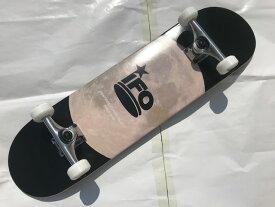 【IFO】高品質コンプリート8.0×31.37 スケートボード  カナディアンメイプル 月