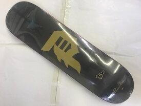 【PRIMITIVE】7.75×31.1 DIRTY P BLACK Skateboard Deckプリミティブスケートボード デッキ