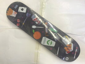 【THANKYOU】 8.0×31.4  DAILY ESSENTIALS  Skateboard Deck サンキュー スケートボード デッキ