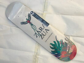 "【Jart】7.75"" x 31.15"" Carlos Zarazua LC Skateboard Deck スケートボード デッキ"