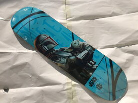【ELEMENT】8.25×31.875 STAR WARS MANDO CHILD DECK スケートボード デッキ エレメント
