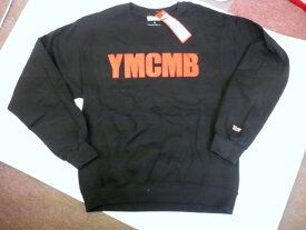 YMCMB ヤング・マネー/キャッシュ・マネー・ビリオネアズ  黒トレーナー