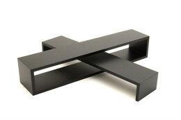 cotoro(コ と ロ) ブラック越前塗木製のセンターピース。テーブルコーディネートに大活躍する組み合わせ自由なセンターアイテム 贈答品 プレゼント テーブルウェア おもてなし おうちごはん 日本製