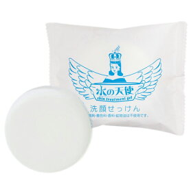 【普通郵便送料無料】水の天使洗顔(無添加)せっけん 石けん 石鹸 90g 美々堂 防腐剤 香料 着色料