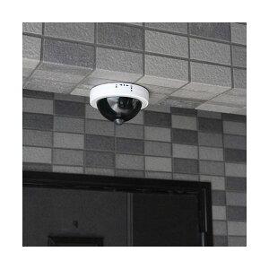 【普通郵便送料無料】防犯カメラ風センサーライト LED 防犯カメラ ダミー ワイヤレス 屋外 人感 電池
