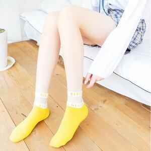 シースルーソックス(2段)ソックス靴下レディースシースルーシアー脱げにくいフットカバーかわいいおしゃれ