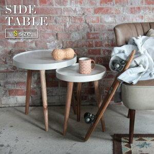 レトロ カフェ トレーテーブル Sサイズ サイドテーブル おしゃれ シンプル ミニテーブル 北欧 丸テーブル かわいい 西海岸 インテリア NW-723