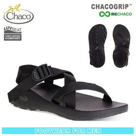 【 Chaco / チャコ 】 Ms Z1 CLASSIC メンズ Z/1 クラシック Chaco Z1 Chaco サンダル チャコサンダル [ BLACK ブラック ]