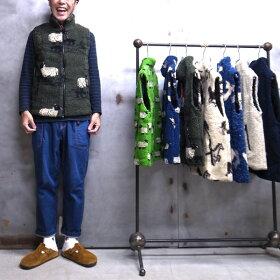 【FARFIELD/ファーフィールド】FELLVEST/フリースベストイギリス製◆日本正規代理店商品
