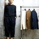 【 gicipi / ジチピ 】 LUPO / ルーポ イタリア製 [2101A] 薄手コットンクルーネックニット ◆ 日本正規代理店商品