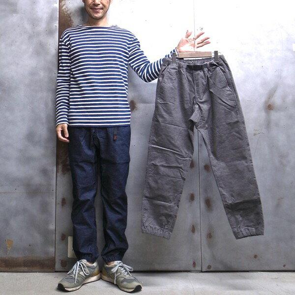 【 GRAMICCI / グラミチ 】 # GMP-18F020 AMERICAN VELVETEEN JOGGER PANTS / アメリカン ベルベティーン ジョガー パンツ クライミングパンツ グラミチパンツ ストレッチ 別珍 素材