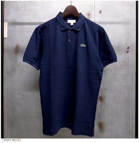 【LACOSTE/ラコステ】L1212S/SPIQUEPOLOSHIRT/半袖ポロシャツ
