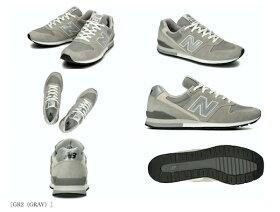 【newbalance/ニューバランス】【CM996】GR2(GRAY)C-CAP搭載◆日本正規代理店商品