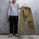 【 ROKX / ロックス 】 RXMF191082 QUILT WORK PANT insulated POLARTEC POWER FILL / キルト ワーク パンツ ポーラテック ◆日本正規…