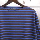 【 SAINT JAMES / セントジェームス 】 OUESSANT BORDER / ウエッソン ボーダー バスクシャツ 長袖ボーダーTシャツ ◆ CHOCO×BIC [ダ…