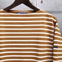 【 SAINT JAMES / セントジェームス 】 OUESSANT BORDER / ウエッソン ボーダー バスクシャツ 長袖ボーダーTシャツ ◆ SIENNE×NEIGE …