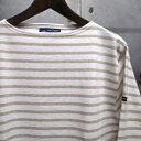 【 SAINT JAMES / セントジェームス 】 OUESSANT BORDER / ウエッソン ボーダー バスクシャツ 長袖ボーダーTシャツ ◆ NEIGE×NATUREL …