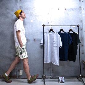 【 Goodwear / グッドウェア 】 S/S POCKET TEE / 半袖 ポケット Tシャツ GOOD WEAR ◆ MADE IN U.S.A. [ソーズカンパニー] ◆ 日本正規代理店商品