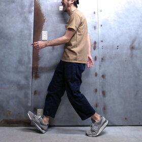 "【Goodwear/グッドウェア】[""PIGMENTDYE""/ピグメントダイ]S/SCREWNECKPOCKETTEE/半袖ポケットT◆MADEINU.S.A."
