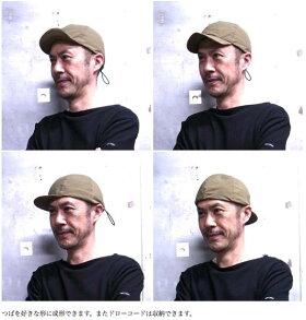 【BURLAPOUTFITTER/バーラップアウトフィッター】3-PANELCAP/3パネルキャップSUPPLEXNYLON/サプレックスナイロン
