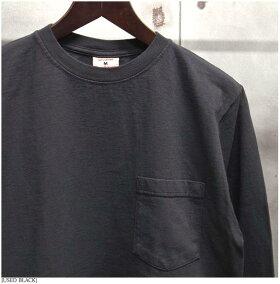 【Goodwear/グッドウェア】L/SCREWNECKPOCKETTEE/長袖ポケットTシャツGOODWEAR◆MADEINU.S.A.[ソーズカンパニー]◆日本正規代理店商品