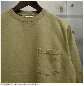 【Goodwear/グッドウェア】L/SCREWNECKPOCKETTEE/長袖ポケットTシャツGOODWEAR◆MADEINU.S.A.[ソーズカンパニー]◆日本正規代理店商品[送料無料]
