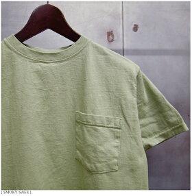 【Goodwear/グッドウェア】S/SCREWNECKPOCKETTEE/半袖ポケットTシャツGOODWEAR◆MADEINU.S.A.[ソーズカンパニー]◆日本正規代理店商品
