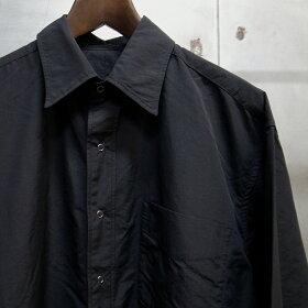 【BURLAPOUTFITTER/バーラップアウトフィッター】L/SB.BSHIRT/ロングスリーブBBシャツSUPPLEXSHIRT/サプレックス素材シャツ機能素材撥水速乾UVカット