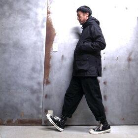 【Barbour/バブアー】HOODEDBEDALESL/フーデッドビデイルSLMCA0439◆日本正規代理店商品