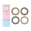 カラコン 韓国 ワンデー カラーコンタクトレンズ カンテリ カンテリちゃんモデル LILY ANNA リリーアンナ 14.2mm 度な…
